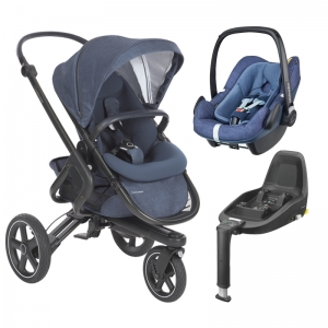 Bebe Confort Duo NOVA 3 Pebble Pro Isofix