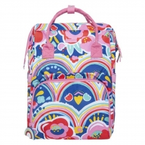 Tuc Tuc Mochila de Maternidade All In Rosa Enjoy & Dream
