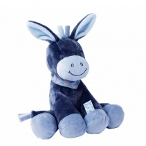 Nattou Peluche 28 cm Alex the Donkey