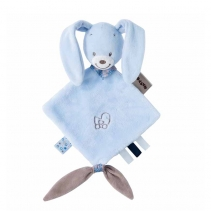 Nattou Mini Doudou Bibou the Rabbit