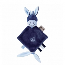 Nattou Mini Doudou Alex the Donkey