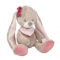 Nattou Peluche 28 cm Nina the Rabbit