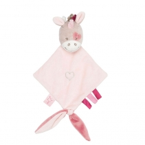 Nattou Mini Doudou Jade the Unicorn