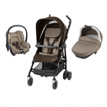 Bebe Confort Trio Dana Earth Brown