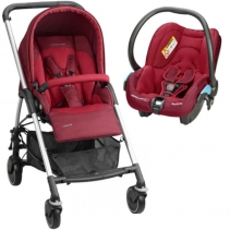 Bébé Confort Pack Duo Streety 3 Robin Red