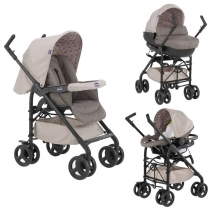 Chicco Trio Sprint Sand