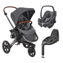 Bebe Confort Duo NOVA 3 Pebble Plus Isofix