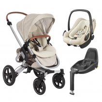 Bebe Confort Duo NOVA 4 Pebble Plus Isofix