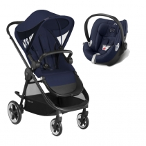Cybex Duo IRIS M Aton Q Midnight Blue