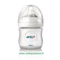 Phillips AVENT Biberão Natural 125 ml