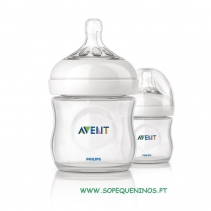 Phillips AVENT Biberão Natural 125 ml - Pack 2