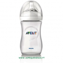 Phillips AVENT Biberão Natural 260 ml