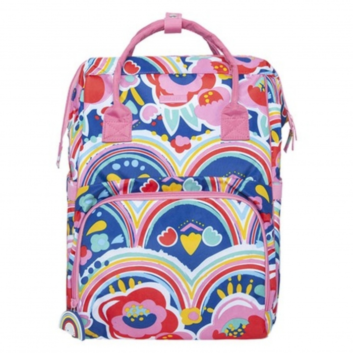 Tuc Tuc Mochila de Maternidade All In Rosa Enjoy   Dream   Tuc Tuc ... b8a3bfe25ab