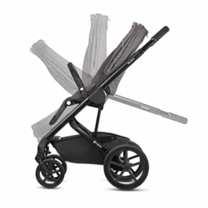cybex balios s carrinhos de beb. Black Bedroom Furniture Sets. Home Design Ideas